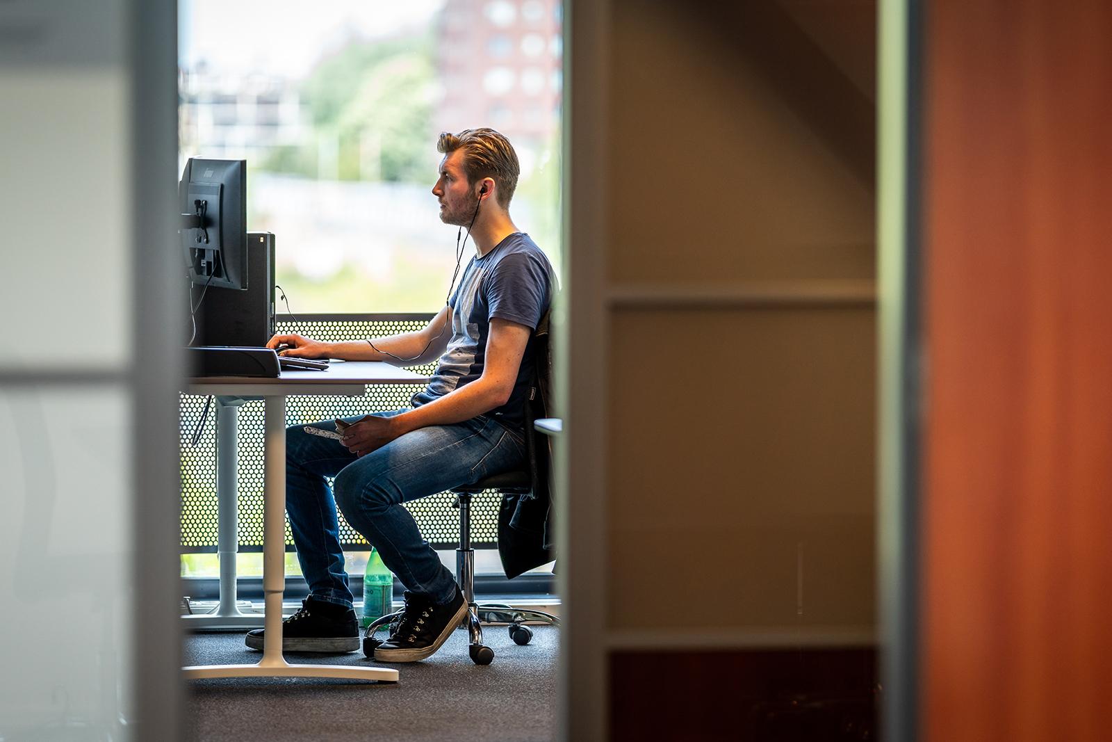 Ik wil me ontwikkelen als developer - Script Groningen