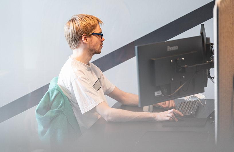 Script ICT Dagbesteding - Werken